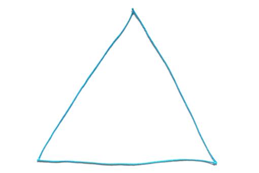 Pyramide Comisch Faden