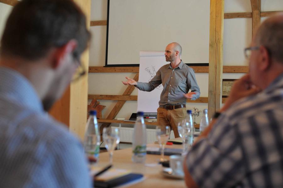 Matthias Winter comisch Workshop